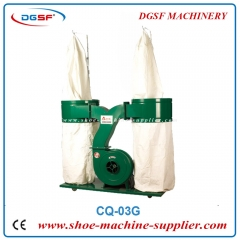 Double pipe mighty vacuum cleaner CQ-03G