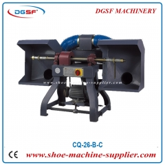 Double head low position rasping machine CQ-26B/C